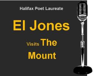 El Jones Visits The Mount