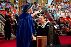 Nolan Pike Convocation 2014