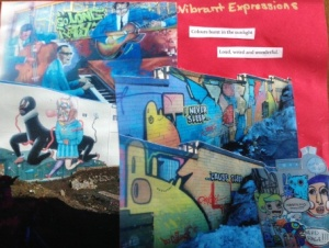 Vibrant Expressions Katrina Haight