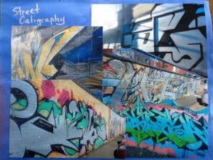 Street Calligraphy Katrina Haight