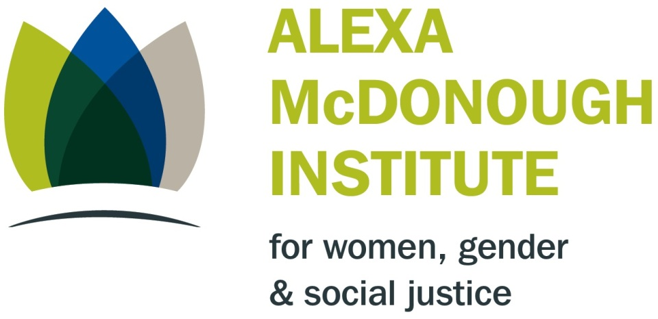 Alexa McDonough Institute