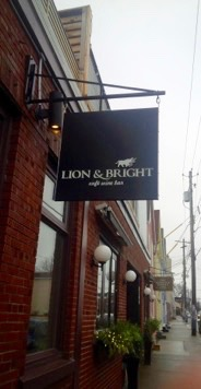 Places to Write: Lion & Bright
