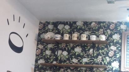 Lucky Penny Coffee Co. interior