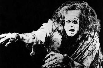 from 1910 Frankenstein movie