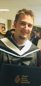 Kyle Cross, B.A. Honours in English