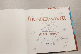The Thundermaker by Alan Syliboy