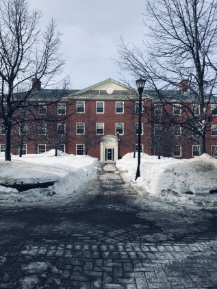 St. Thomas University, Fredericton, NB