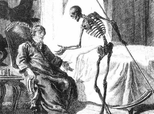 ENGL 4427 Victorian Gothic skeleton