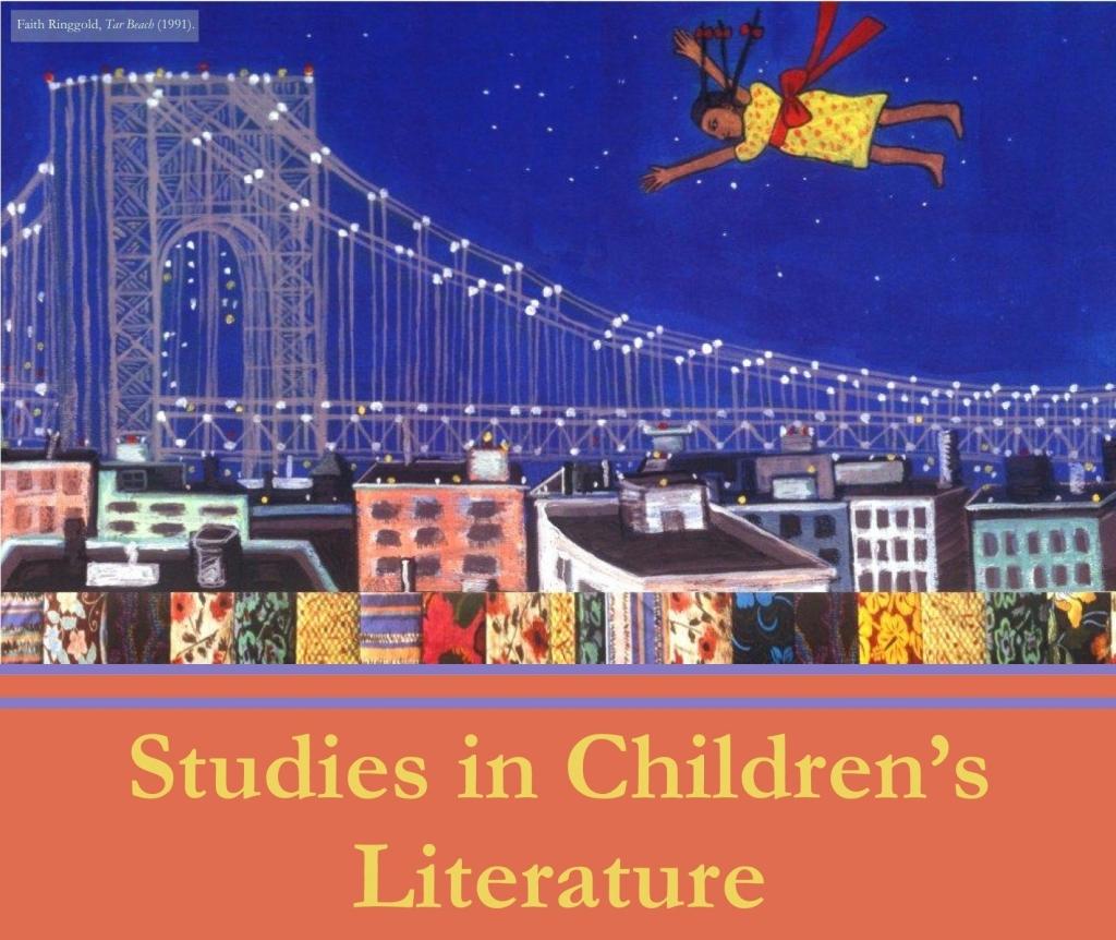 ENGL 4415 Studies in Children's Lit. Quest for belonging in Children's Lit from the African Diaspora